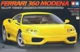 TAM24242 - Tamiya 1/24 Ferrari 360 Modena Yellow Version