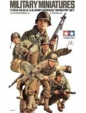 TAM35192 - Tamiya 1/35 U.S. ARMY ASSAULT INFANTRY SET