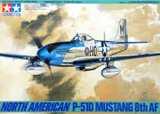 TAM61040 - Tamiya 1/48 NORTH AMERICAN P-51D MUSTANG 8TH
