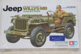 TAM35219 - Tamiya 1/35 WILLYS MB JEEP 1/4 TON 4X4