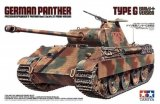 TAM35170 - Tamiya 1/35 GERMAN PANTHER AUSF. G SD.KFZ. 171 - EARLY VERSION