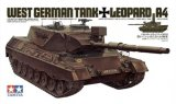 TAM35112 - Tamiya 1/35 WEST GERMAN LEOPARD A4