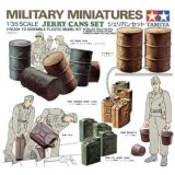 TAM35026 - Tamiya 1/35 JERRY CAN SET