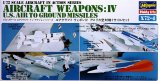 HAS35004 - Hasegawa 1/72 Aircraft Weapons IV: U.S. Air to Ground Missiles
