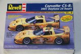 REV2376 - Revell 1/25 Corvette C5-R 2001 Daytona 24 Hrs