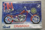 REV7314 - Revell 1/12 Crusader Custom Chopper