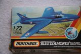 MATPK-117 - Matchbox 1/72 Hawker Hunter T.Mk.7 RAF SQDN Display Team 'BLUE DIAMONDS'
