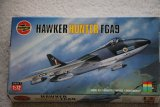 AIR02073 - Airfix 1/72 Hawker Hunter FGA9
