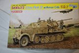 DRA6542 - Dragon 1/35 Sd.Kfz.7/2 3.7cm Flak 37 Armour Cab