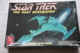 AMT6812 - AMT Next Generation Klingon Battle Cruiser Star Trek