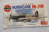AIR02042 - Airfix 1/72 Hawker Hurricane MKI/IIB