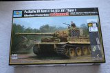 TRP09539 - Trumpeter 1/35 Pz.Kpfw.VI Ausf.E Sd.Kfz.181 TigerI med. production w/ zimmerit