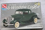 AMT8214 - AMT 1/25 34 Ford 5-Window Coupe