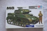 TAM35110 - Tamiya 1/35 M8 Howitzer Motor Carriage