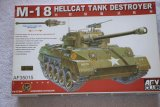 AFV35015 - AFV Club 1/35 M18 Hellcat Tank Destroyer