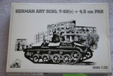 RPM6045 - RPM 1/35 German Art Schl T-60 ( r ) + 4;5 cm PAK
