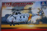 ITA1206 - Italeri 1/72 H-19 B Chickasaw Rescue & Utility Helicopter