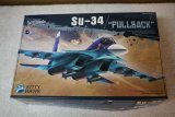 KIT80141 - Kitty Hawk 1/48 Su-34 Fullback