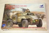 BROCB35016 - Bronco 1/35 Humber Mk.I Scout Car w/Twin K-Guns
