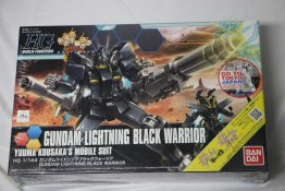 BAN0221286 - Bandai 1/144 Lightning Black Warrior