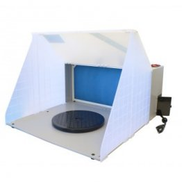 PAAHB-16-13 - Paasche Portable Spray Booth 16.5x13.5x19'