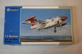 SPE48119 - Special Hobby 1/48 T-2 Buckeye 'Red & White Trainer'