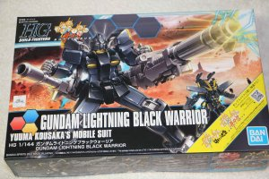 BAN5061216 - Bandai Gundam Lightning Black warrior
