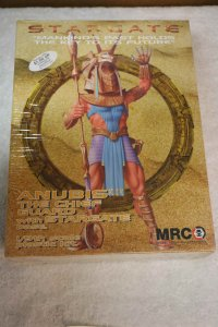 MRCSTAR01 - MRC 1/9 Stargate Anubis the Chief Guard