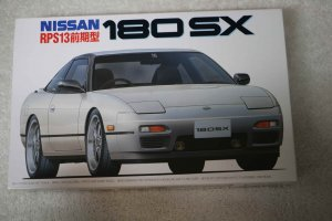 FUJ03445 - Fujimi 1/24 Nisson RPS13 Early type 180SX Type II