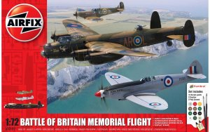 AIRA50182 - Airfix 1/72 Battle of Britain Memorial Flight