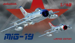 EDU11141 - Eduard Models 1/48 MiG-19 Limited Edition
