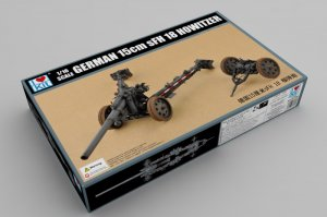 ILK61603 - I Love Kits 1/16 German 15cm SFH 18 Howitzer