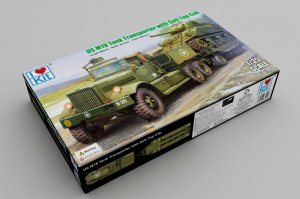 ILK63502 - I Love Kits 1/35 US M19 Tank Transporter with Soft Top Cab
