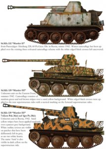 HUSARC04 - Hussar Productions Camouflage and Markings of the Panzerwaffe