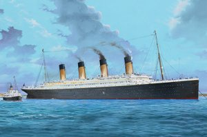 TRP03719 - Trumpeter 1/200 RMS Titanic w/LEDs