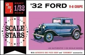 AMT1181 - AMT 1/32 '32 FORD COUPE
