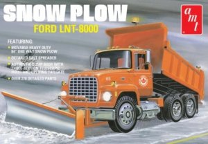 AMT1178 - AMT 1/25 SNOW PLOW FORD LNT-8000