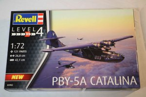 REV03902 - Revell 1/72 PBY-5A Catalina