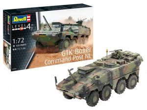 REV03283 - Revell 1/72 GTK Boxer Command Post NL