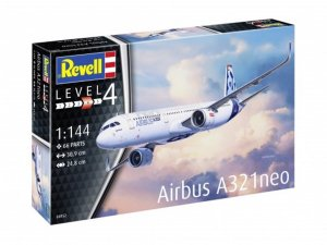 REV04952 - Revell 1/144 Airbus A321neo