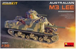 MIA35287 - Miniart 1/35 Australian M3 Lee - Interior Kit