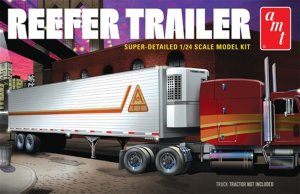 AMT1170 - AMT 1/24 REEFER TRAILER