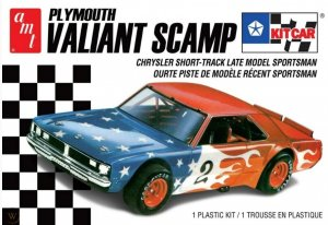 AMT1171 - AMT 1/25 PLYMOUTH VALIANT SCAMP