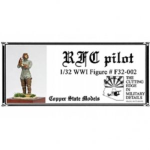 CSMF32007 - Copper State Models 1/32 RNAS Pilot