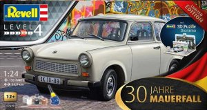 "REV07619 - Revell 1/24 30th Anniversary ""Fall of the Berlin Wall"" [30 Jahre Mauerfall]"