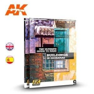 AKIAK256 - AK Interactive AK LEARNING 09: THE ULTIMATE GUIDE TO MAKE BUILDINGS IN DIORAMAS