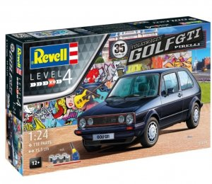 REV05694 - Revell 1/24 35 Years of the VW Golf Gti  Pirelli