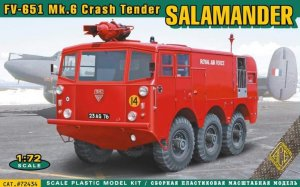 ACE72434 - ACE 1/72 FV-651 Salamander - FV-651 Mk.6 Crash Tender
