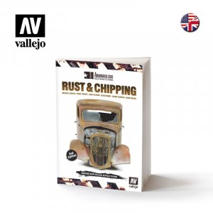VLJ75011 - Vallejo Rust & Chipping Book