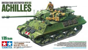 TAM35366 - Tamiya 1/35 17PDR SP ACHILLES NEW TOOL 2019